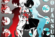 Kagerou Project / Pictures from Kagerou Project.