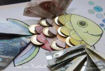 Geld verpakken