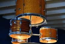 Drums & music deco