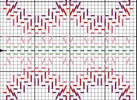 Swedish Darning / Huck Embroidery