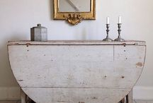 Ithaca II - Swedish Gustavian Abode / Monochromatic Minimalism, aged country antiques, Grey tones