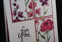 stampin up bloemenkaarten