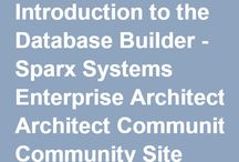 Sparx Community / Interesting items from the Sparx Systems Community site