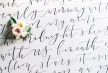 ..perfect lettering..
