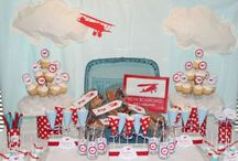 airplane party / Airplane party ideas