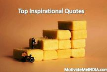 Top Inspirational Quotes From World's Famous People