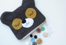 Bear Theme / Bear themed items for children