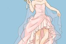 Hetalia Wedding Dresses