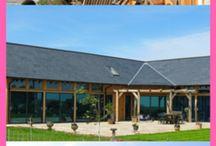House Design / Oak Frames