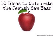 Rosh Hashana Crafts & Activities for Kids