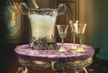 Furniture by Baldi Home Jewels / http://baldihomejewels.com/