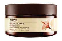 AHAVA / Toute la magie des minéraux dans une marque de soins !  Ahava  apporte une fantastique richesse thérapeutique dans des produits naturels et efficaces. Découvrez la beauté autrement et évadez-vous sur les bords de la Mer Morte…