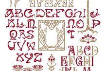 Cross Stitch ABC ...