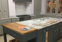 A Comforting Presence, The Langton Kitchen
