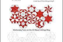 bloky - hexagon