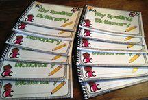 Kindergarten writing / by Wendy Wilson Schirmer