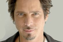Chris Cornell / Soundgarden & Pearl Jam / Chris & his Rock Godness Eddie & the Seattle boys / by Cynthia Robinson