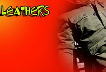 Leather Fashion Clothing / Fashion Leather Jackets, Fashion Leather Pants, Leather Coats, Leather Vests, Leather Chaps
