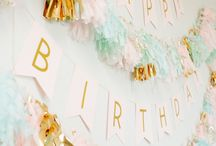 Birthday banners 30th