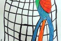 School - Art ideas / by Seren Ity