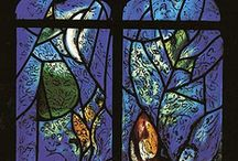 Chagall Windows / by laurorah