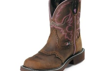 Boots / by Stacey Jackson