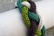 Spool knit