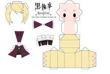 Papercraft / Papercrafts de anime y videojuegos