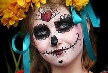 Deadly ArtS / Deadly ArtS (Day of the dead) Sugar Skulls & skulls