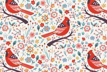 Beautiful Patterns / Kaleidoscope of colors.