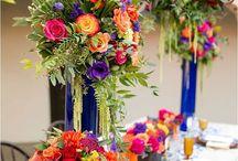 Svadobny stol farby