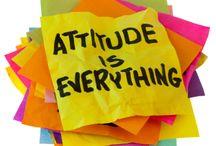 Attitude/Words
