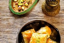 Best Desserts From Around The World / Take a culinary trip around the globe with these fantastic desserts! These sweet treats will close out your dinner with an international kick. From baklava to churros, this collection has all types of desserts.