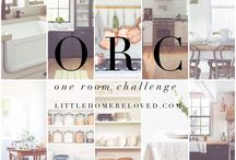One Room Challenge   DIY & Decor