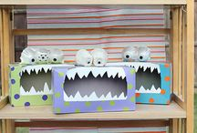 Party Inspiration: Monsters / by Unicorns and Vanilla