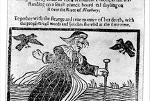 The history of witch trials