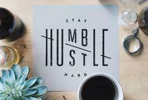 Inspiration/Typography