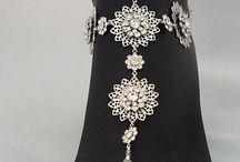 Fashion by N A Waterman / Handmade jewelry created by N A Waterman