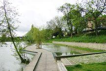 precendent for river designs