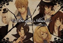 ♤♡ Are you Alice ? ♢♧