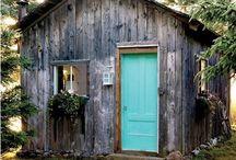 Little house ou cabane