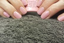 Our Manicures / Belle Image Manicures - Shellac, Vinylux or Orly
