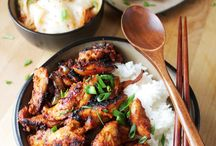Korean Food Recipes / A board for the lovers of Korean Food. Korean food recipes, korean barbecue, korean bbq, korean home cooking, authentic korean cuisine, real korean food. korean inspired recipes