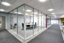 Case Study: Travis Perkins Design Department / Sektor Commercial/Office Partitioning