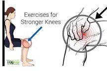 Knee exersizes