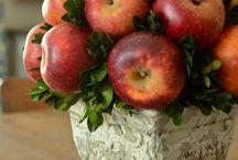 ovocné výzdoby