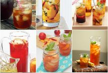 refreshing drinks / by Odilia Lopez