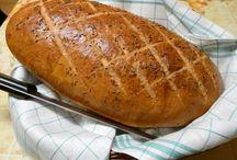 Chléb a slané pečivo