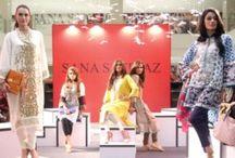 Sana Safinaz Party wears