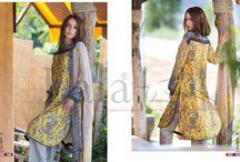 Sana & Samia Egyptian Cotton Satin Collection. / Sana & Samia Egyptian Cotton Satin Collection. @PKR 1,950/-  Bamber Chiffon Dupatta !!  #Style #style360 #lala #fashion #fashionweek #midsummer #fashionpk #Pakistan